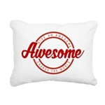 Give an Awesome Rectangular Canvas Pillow