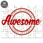 Give an Awesome Puzzle