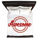 Give an Awesome King Duvet