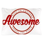 Give an Awesome Pillow Case