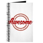 Give an Awesome Journal