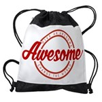 Give an Awesome Drawstring Bag