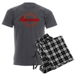 Give an Awesome Men's Charcoal Pajamas