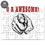 U R Awesome Puzzle