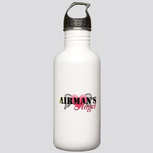Airmans Angel Stainless Water Bottle 1.0L