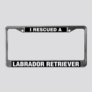 I Rescued a Labrador Retriever