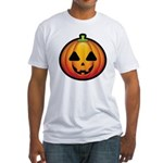 Jack O Lantern Fitted T-Shirt