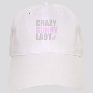 CRAZY BUNNY LADY Cap