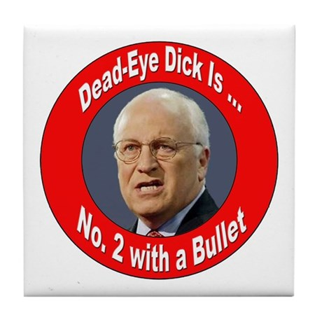 Cheney dead dick eye