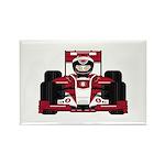 Red Racing Car Magnet (100 Pk)