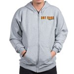 Hot Cars Magazine Zip Hoodie