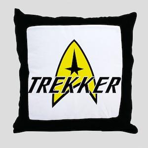 Star Trek Command Throw Pillow