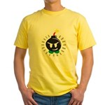 Mr. Bomb Yellow T-Shirt