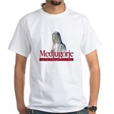 Our lady of medjugorje Mens Classic White T-Shirts