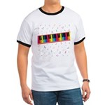 Colorful Piano Ringer T