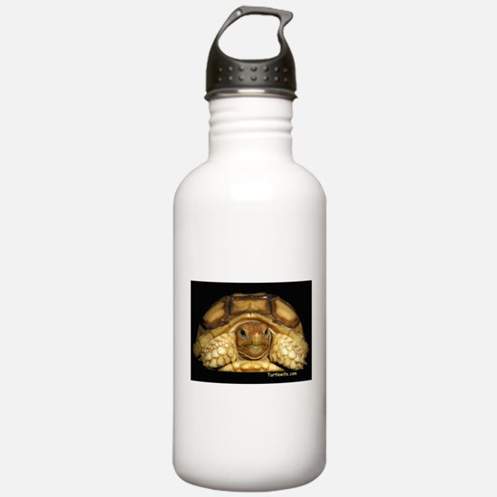 Baby Sulcata Tortoise Water Bottle