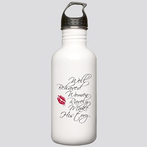 Well Behaved Women... Stainless Water Bottle 1.0L