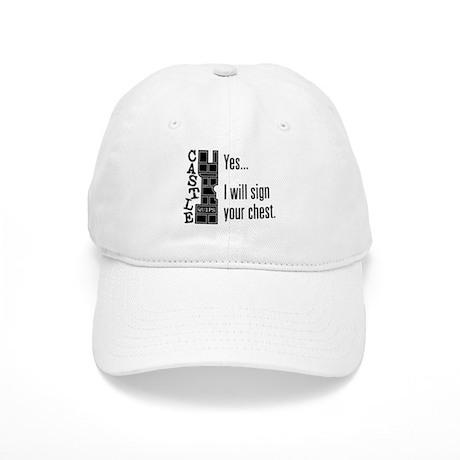 Quips: Sign Chest Cap