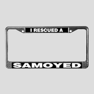 I Rescued a Samoyed