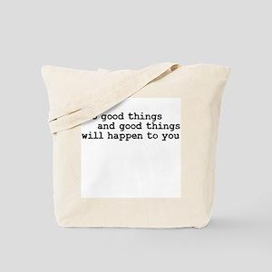 Good Bad Things Front-Back Tote Bag