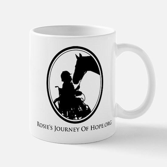 Cute Therapy horses Mug