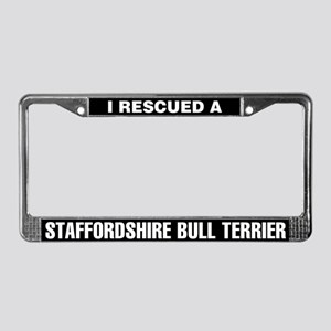 I Rescued a Staffordshire Bull Terrier