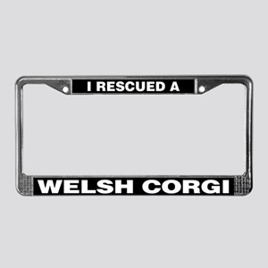I Rescued a Welsh Corgi