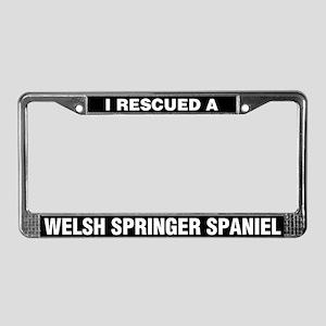 I Rescued a Welsh Springer Spaniel