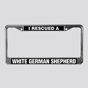 I Rescued a White German Shepherd