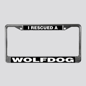 I Rescued a Wolfdog