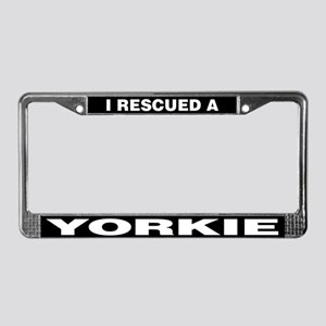 I Rescued a Yorkie