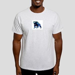Azureus Ash Grey T-Shirt