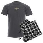Umbrella Logo | Men's Charcoal Pajamas