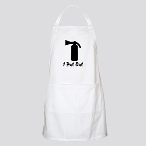 I Put Out ..  BBQ Apron