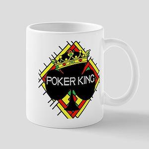 Poker King/Crown Mug