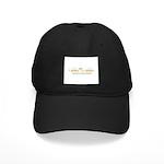Corner To Corner Logo | Black Cap With Patch