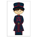 Royal Beefeater Guard Poster (Large)