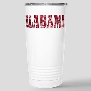 Vintage Alabama Stainless Steel Travel Mug