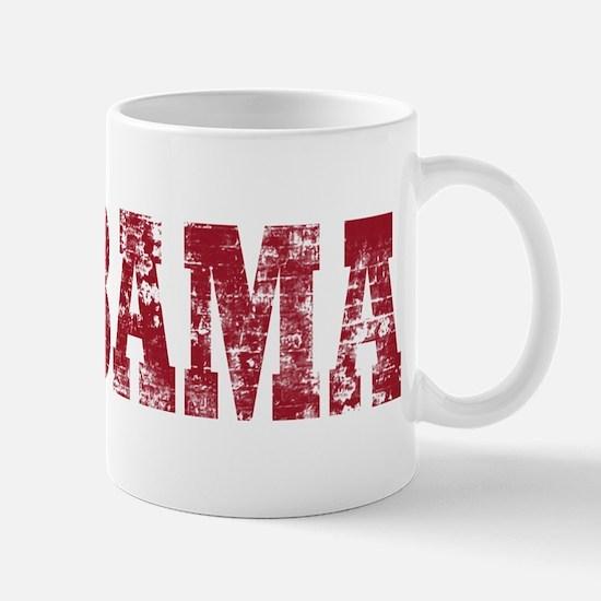 Vintage Alabama Mug