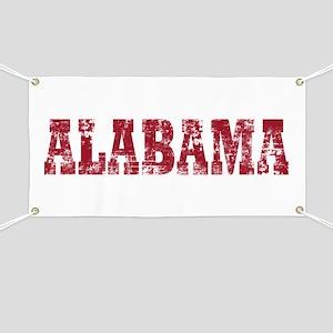 Vintage Alabama Banner