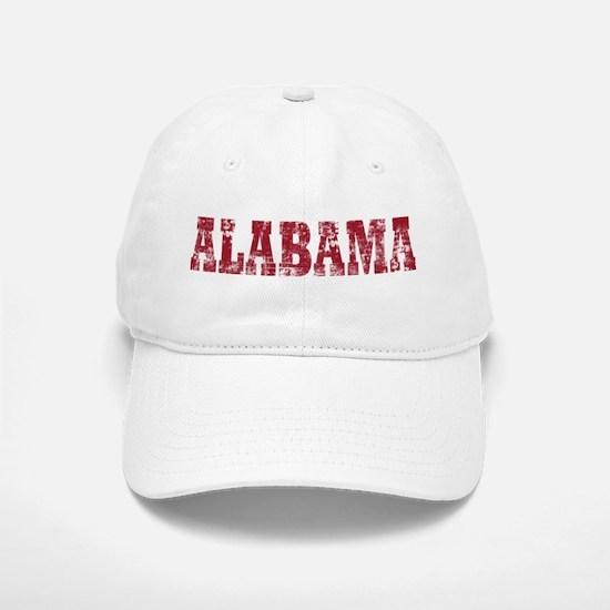 Vintage Alabama Baseball Baseball Cap