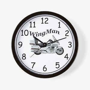 Wingman Wall Clock