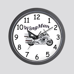 Wingman Wall Clock