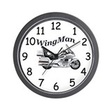Goldwing Wall Clocks