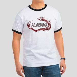 Alabama Crimson Tide Ringer T