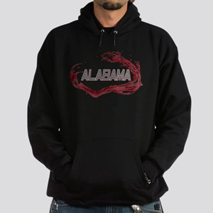Alabama Crimson Tide Hoodie (dark)