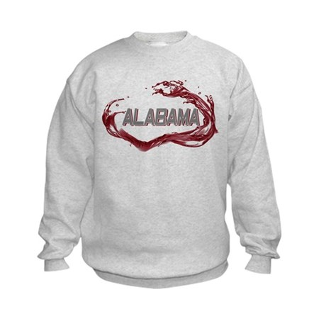 Alabama Crimson Tide Kids Sweatshirt