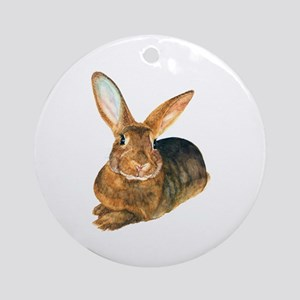 Basil Ornament (Round)