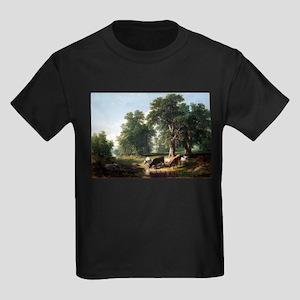 Asher Brown Durand Summer Afternoon T-Shirt