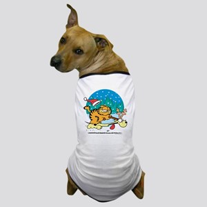 Odie Reindeer Dog T-Shirt